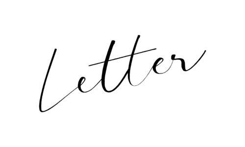 植物キット『Letter』